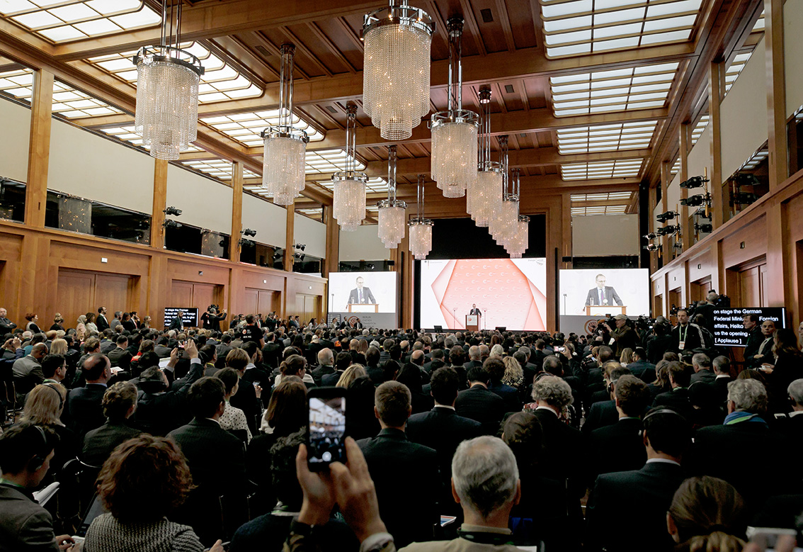 BETD, Hall World, Conference Impression